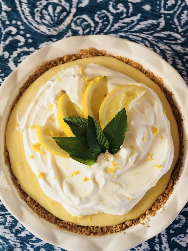 Jo's Favorite Lemon Pie