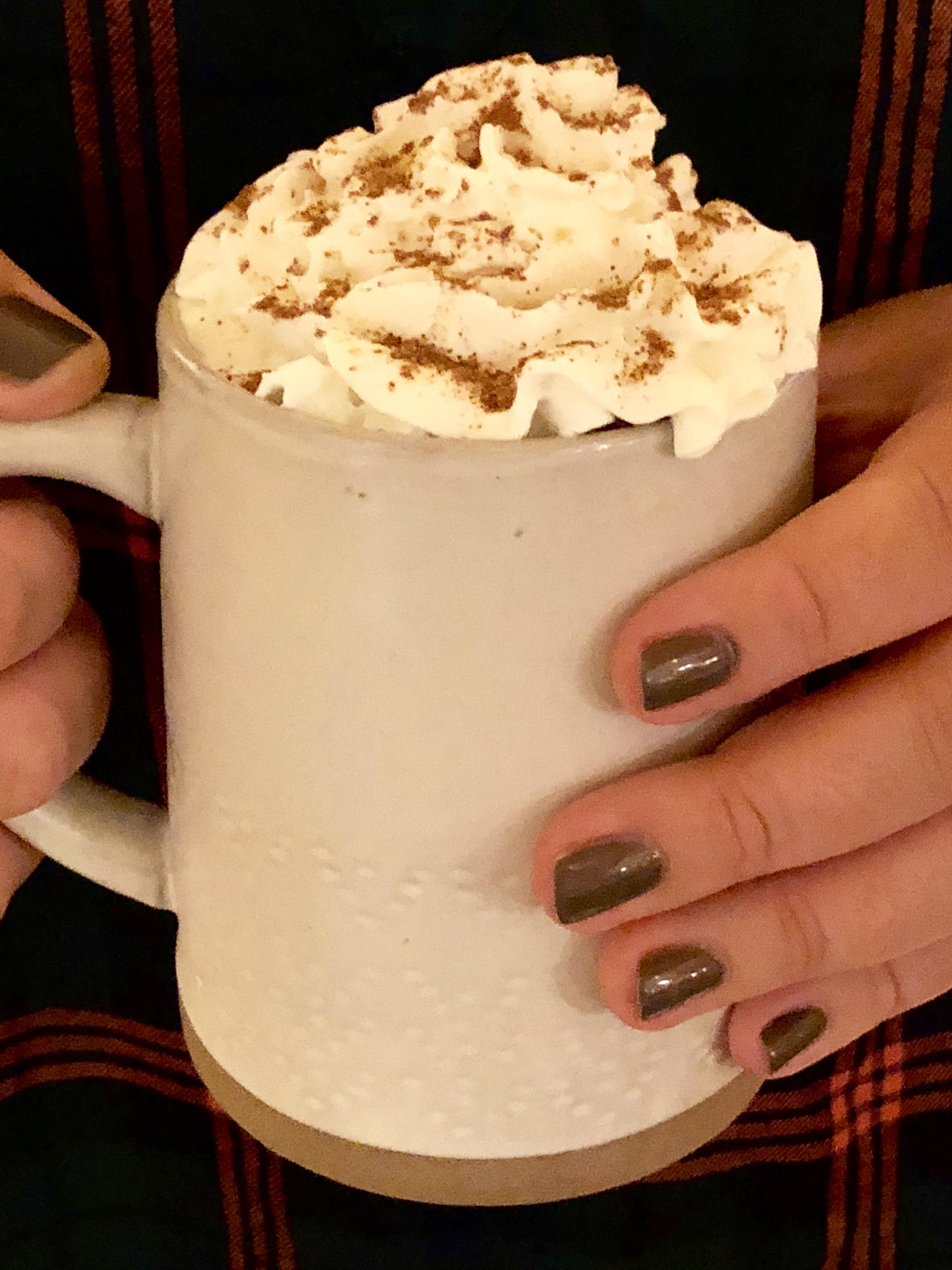 Kristina's Homemade Pumpkin Spice Latte